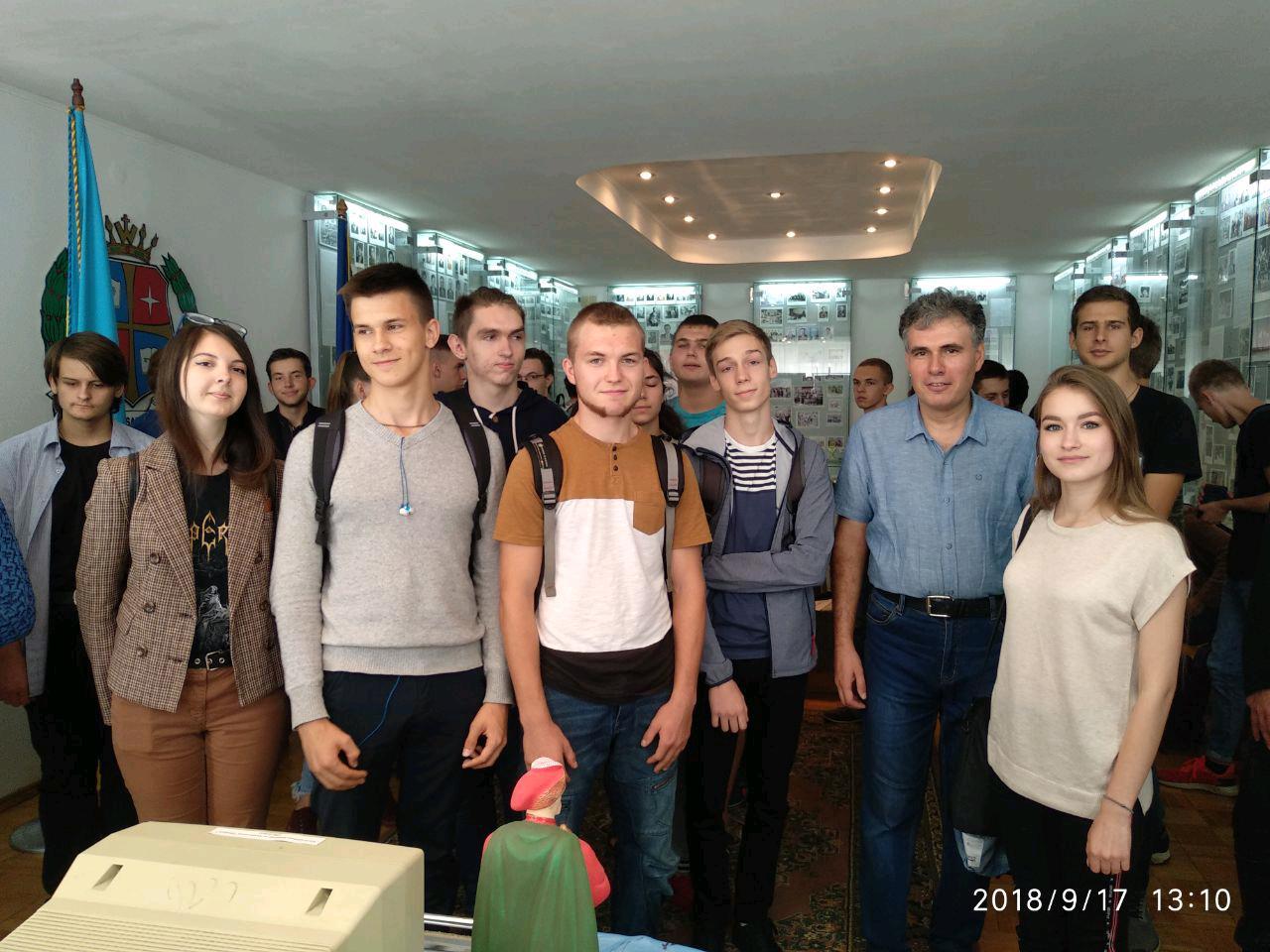 Група КИ,КЕ,КМ-18+ОсауленкоИА